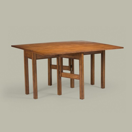 What are the open dimensions of the tango dayton gateleg table for Traditional dining table for 8