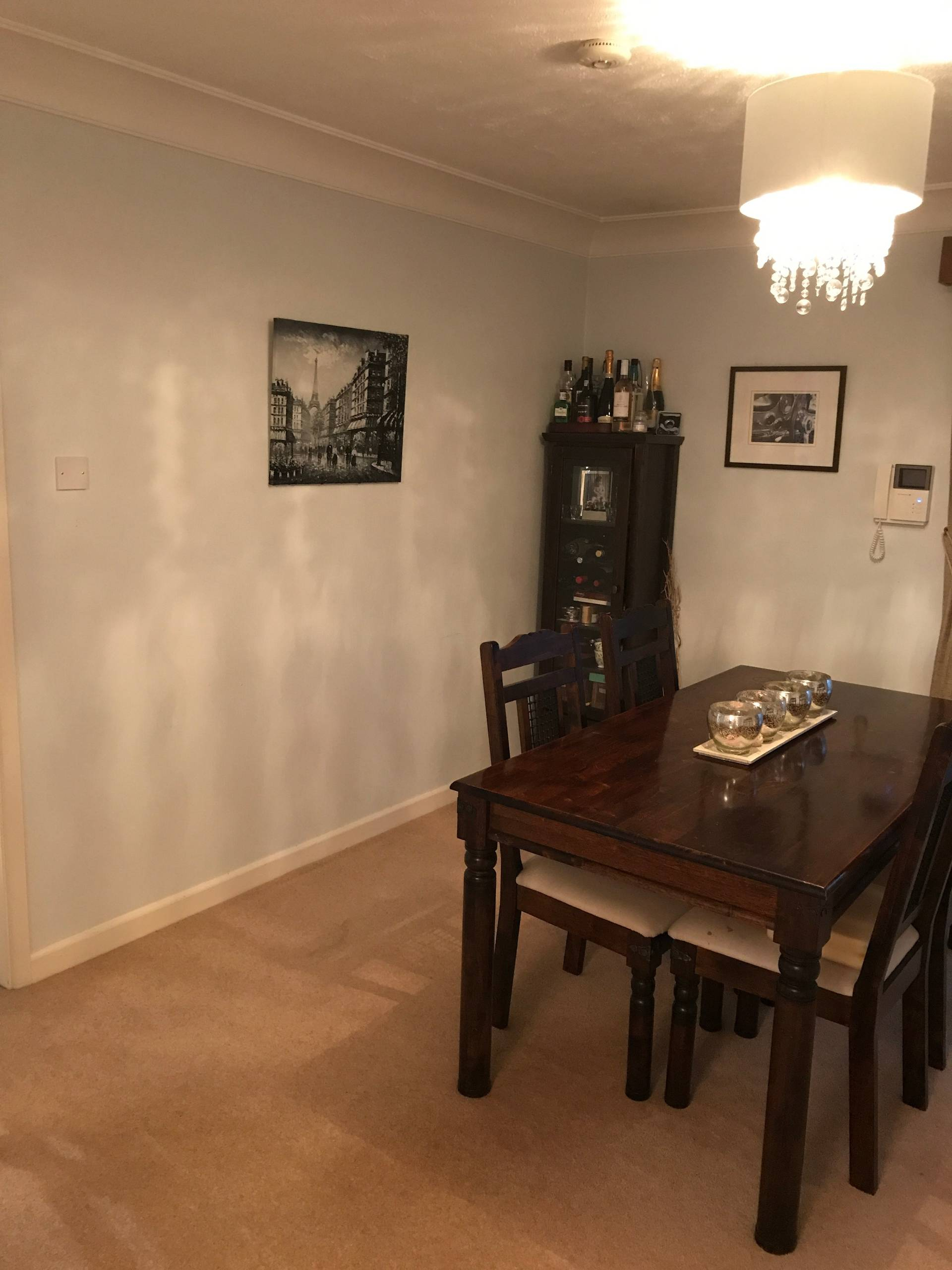 Tiffany and Matt's Living and Dining Room