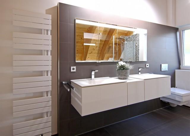Doppelwaschbecken modern  Moderne Badezimmermöbel Doppelwaschbecken | gispatcher.com
