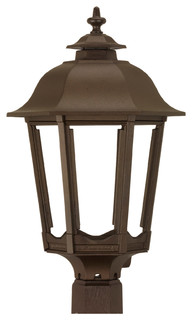 The Bavarian Outdoor Gas Lighting Traditional Post Lights By American G