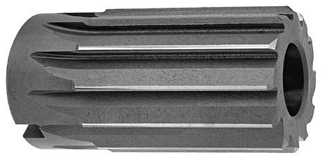 DWRRTP7 7 HSS Straight Flute Taper Pin Reamer
