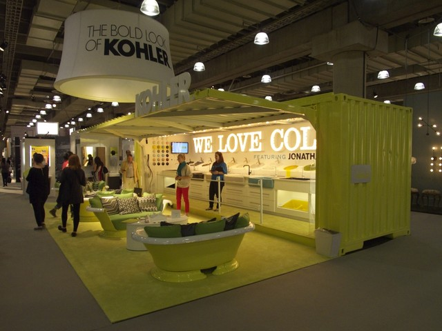 Icff Booth Designs Offer Lessons On Style
