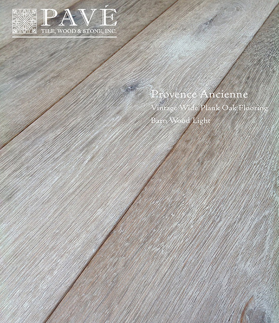 Lovely Wide Plank Grey Hardwood Flooring Part - 10: Provence Ancienne Wide Plank French Oak Flooring Collection Rustic-hardwood- Flooring