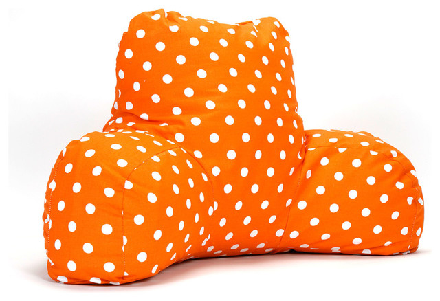 Decorative Reading Pillow : Majestic Home - Indoor Small Polka Dot Reading Pillow - View in Your Room! Houzz