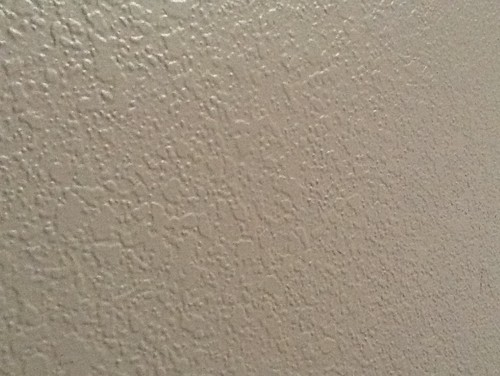Bathroom Wall Texture smooth or textured walls?