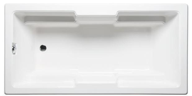Ren 7236, Builder Series/airbath Combo 2, White.