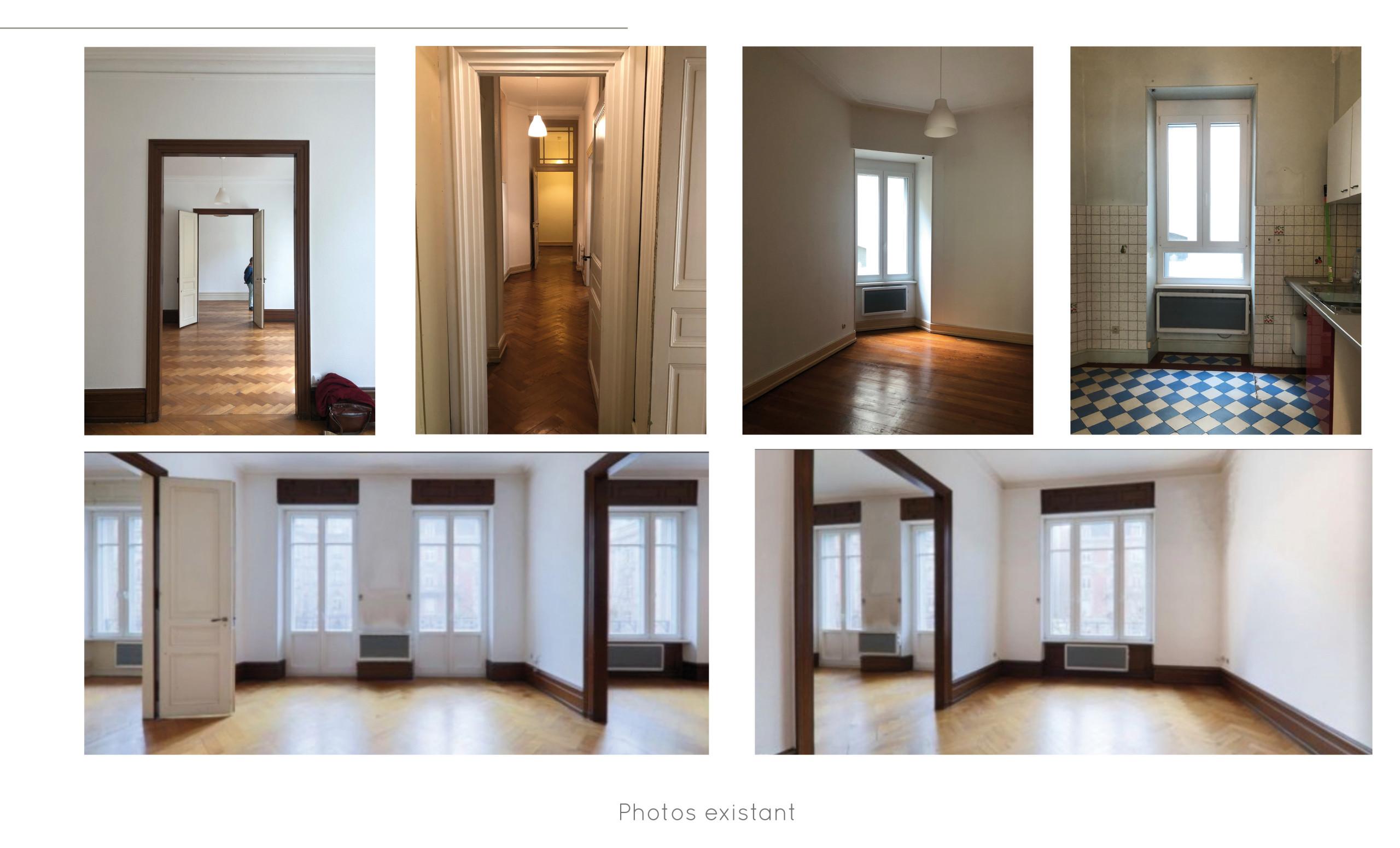 Appartement C - Photos avant