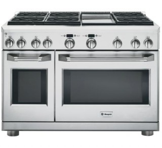 Shopzilla - General Electric Monogram Gas Range 30 Inches Ranges