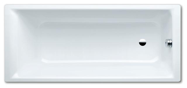 Kaldewei 653, Puro Bathtub, White.