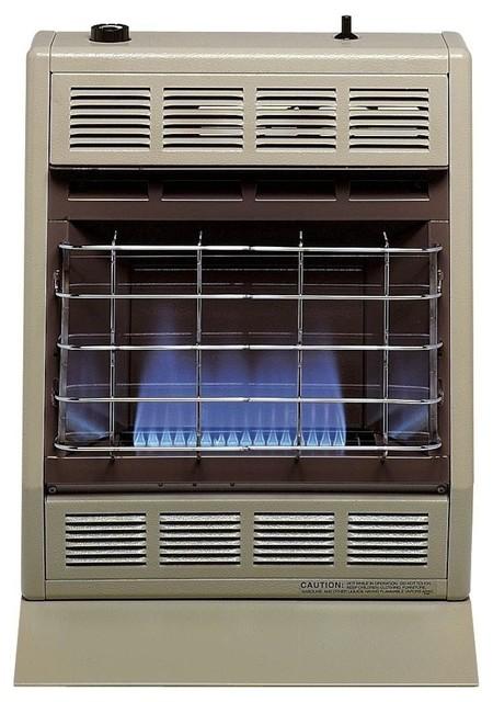empire btu blue flame propane heater bf20lp sandy heaters - Propane Space Heater