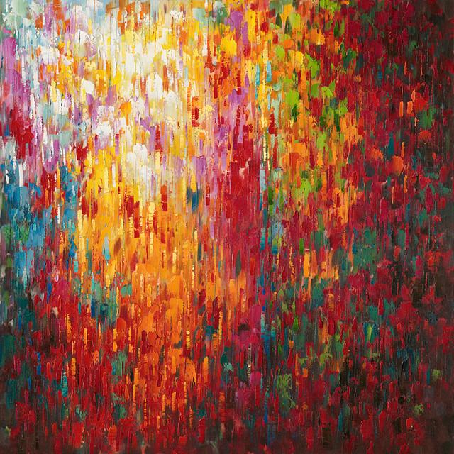 Confetti Wall Decor Contemporary Paintings