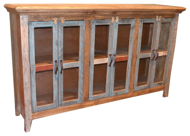 Bayshore 6-Drawer Sideboard.