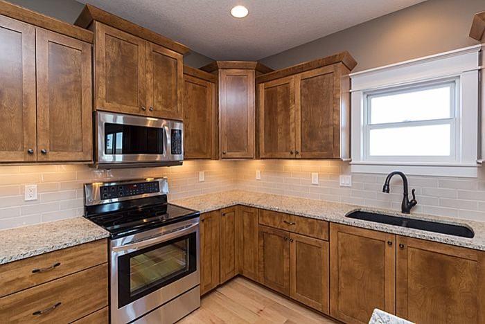 Redrock Plan- Kitchen