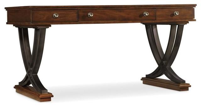 Grand Palais Writing Desk 66 In 5272 10459: Hooker Furniture Palisade Writing Desk