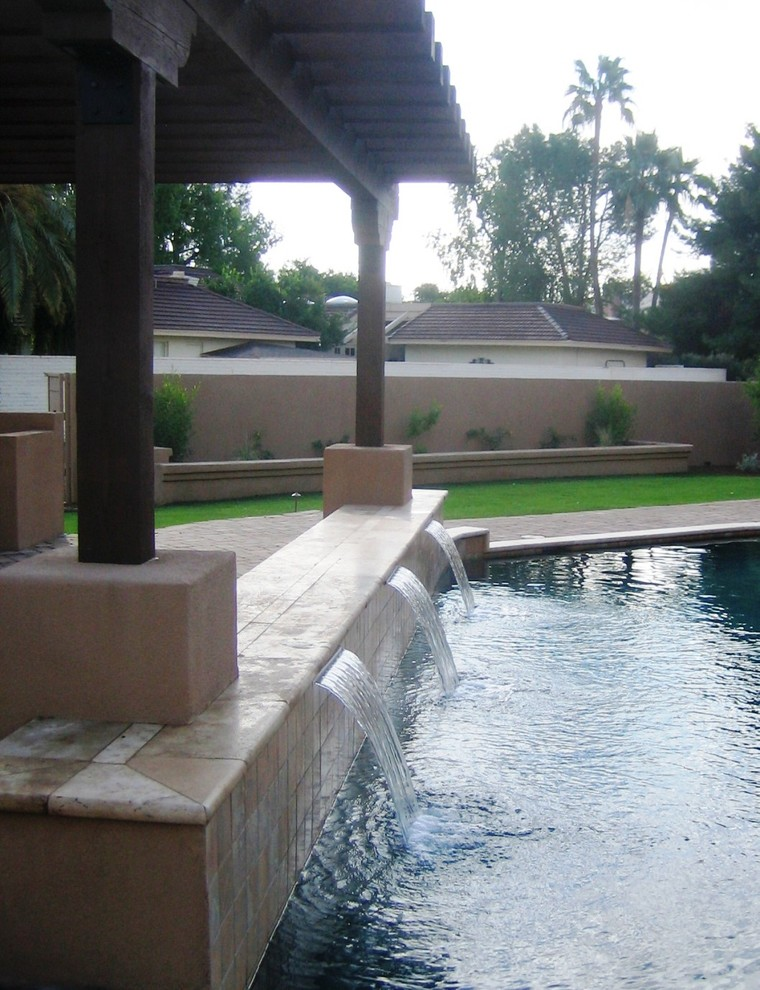 Camelback Country Club Estates--Pool Scupper