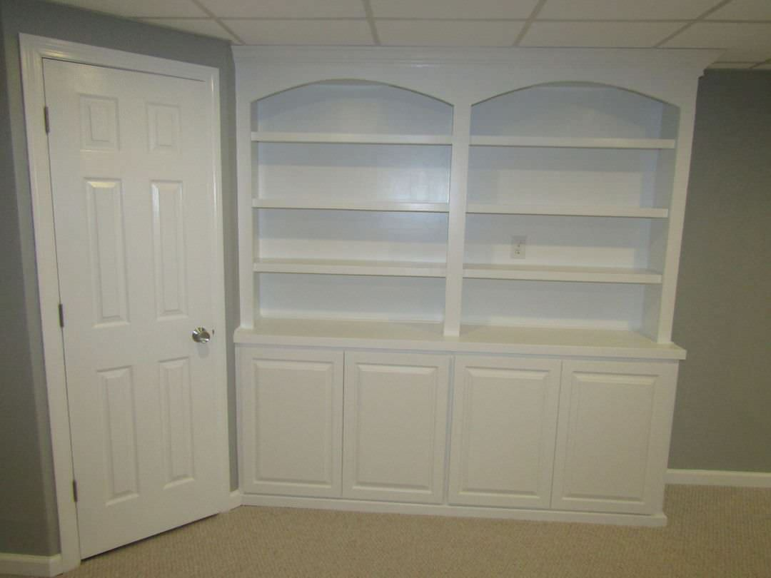Chestnut Hill MA. Custom Built-ins