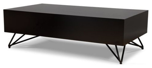Table basse rectangle design personnalisable prostoria contemporary coffe - Table basse design solde ...
