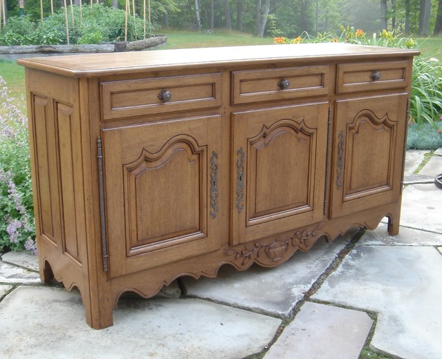 french country buffet - Traditional - Buffets And Sideboards - Cleveland - by L'atelier Custom ...