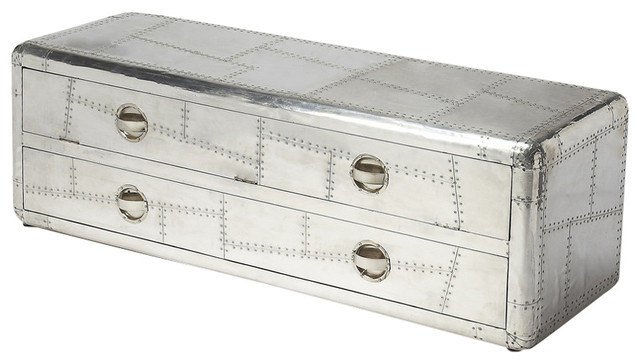 Butler Midway Aviator Entertainment Console.