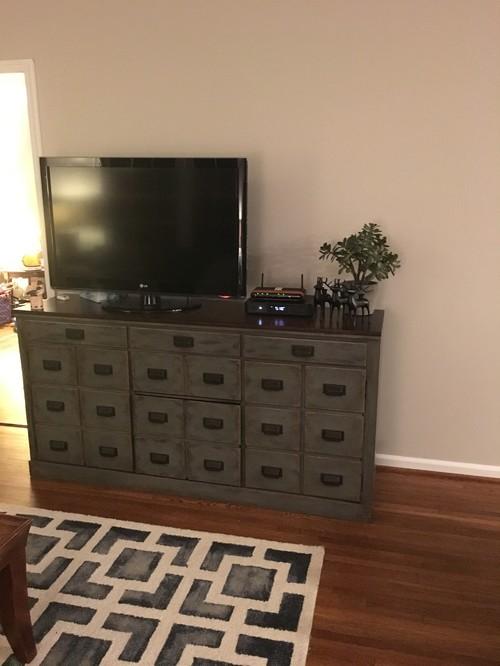 Huge Long Wall In Living Room Help