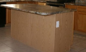 how do you build kitchen cabinets can you tile back of cabinets on a kitchen island 8436