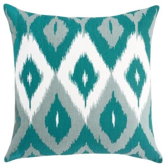 Dwellstudio Diamond Ikat Pillow
