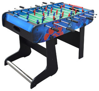 """Hathaway Gladiator 48"""" Folding Foosball Table - Game Tables - by Blue Wave Products, Inc"""
