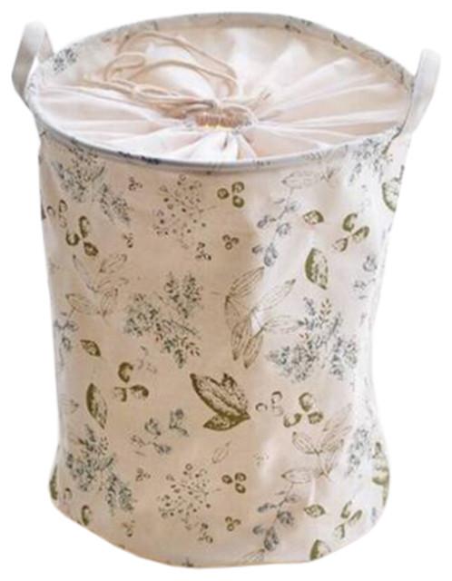 Stylish Hamper Laundry Storage Basket, No.16.