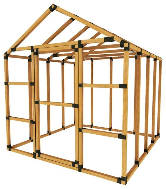 8x8 E-Z Frame Basic Kit