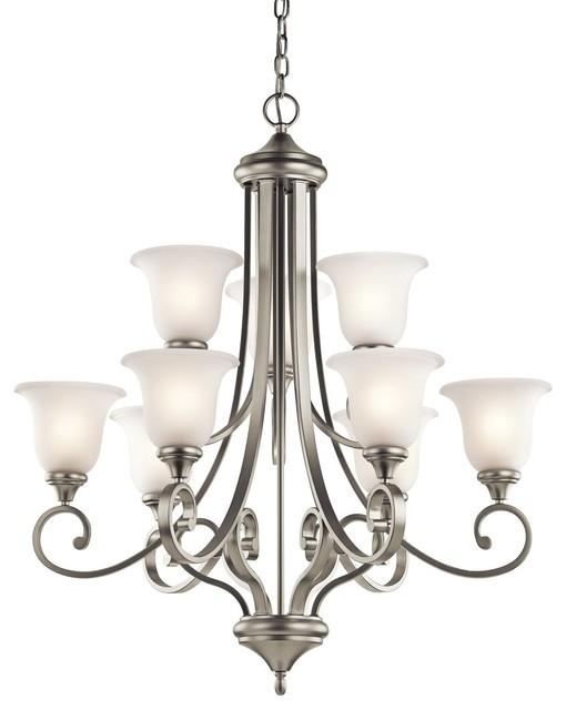 Kichler lighting monroe 9 light traditional classic chandelier x kichler lighting monroe 9 light traditional classic chandelier x in95134 aloadofball Images