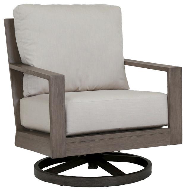 Tosca Outdoor Swivel Armchair