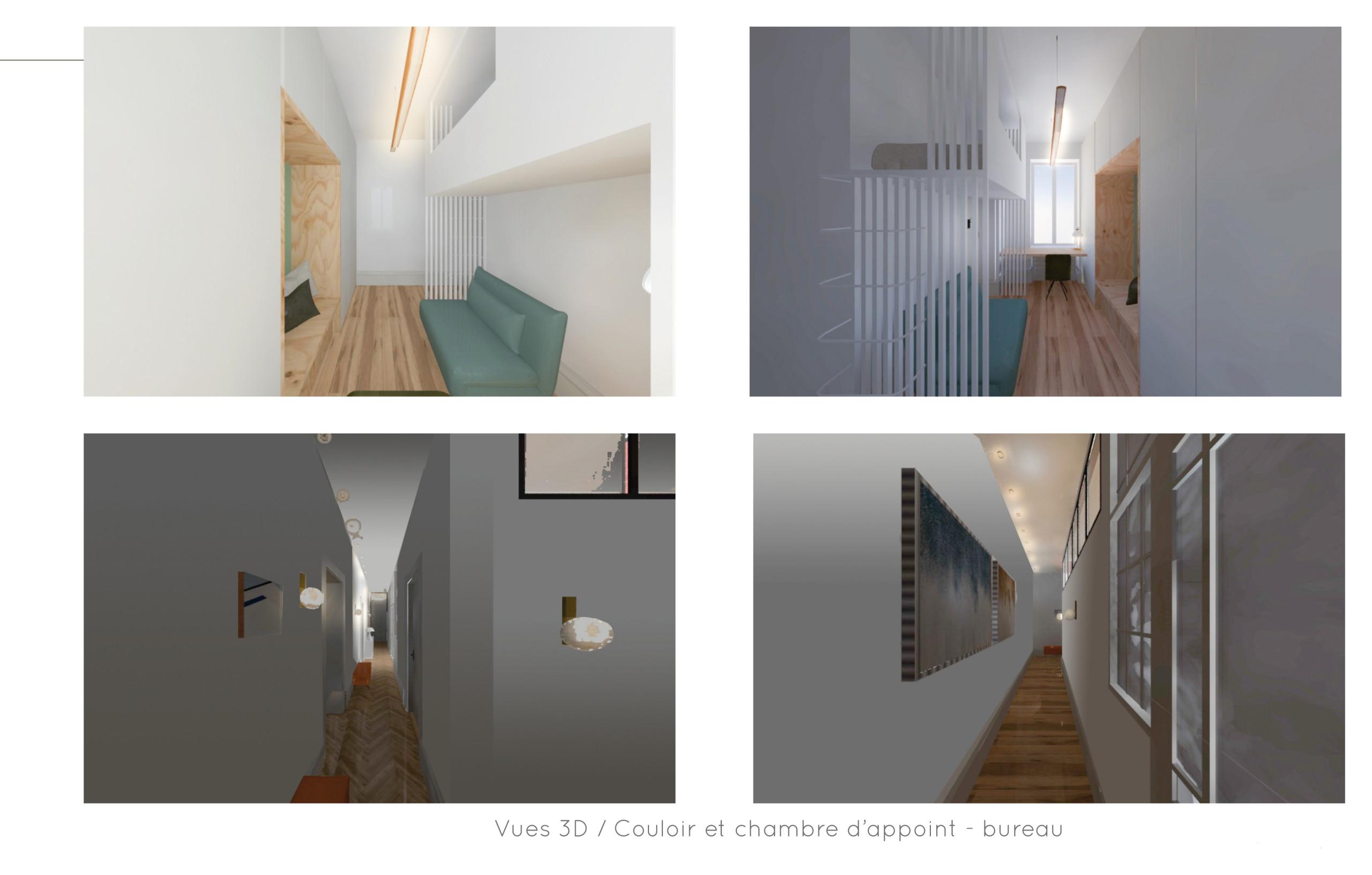 Option 2 - Appartement C