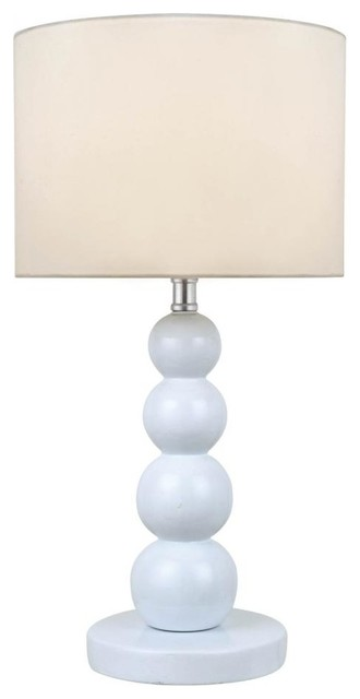 Doniel 1 light table lamp contemporary table lamps