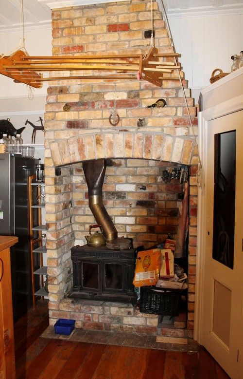 Putting A Range In An Existing Brick Chimney?