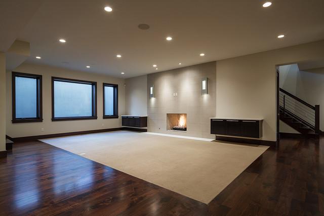 Draper Utah Luxury Home Built by Cameo Homes Inc Modern