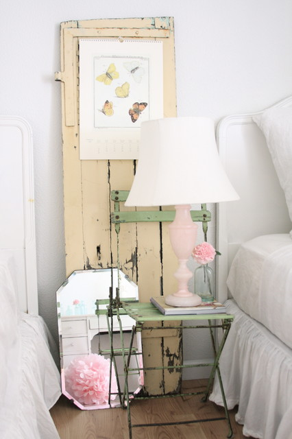 Dreamy Whites shabby-chic-style-bedroom
