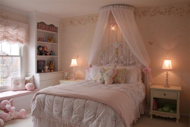 Little girl bedroom traditional kids chicago by for Rooms for kids chicago