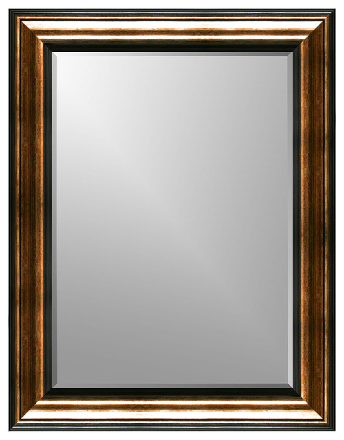 Bronze Wall Mirror antique bronze wall mirror - wall mirrors -expressions