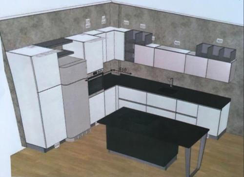 Predisposizione luci in cucina for Luci cucina design