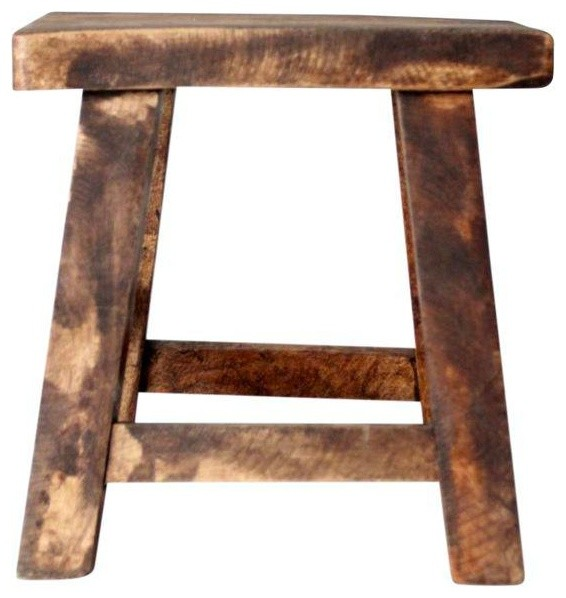 Astonishing Consigned Vintage Chinese Wood Stool Spiritservingveterans Wood Chair Design Ideas Spiritservingveteransorg