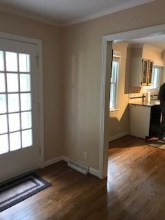 Belle Meade Kitchen & Living Room Reno
