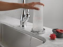 Выставки: Что нового в смесителях и мойках для кухни
