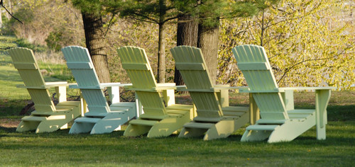 Genial Best Colors For Adirondack Chairs