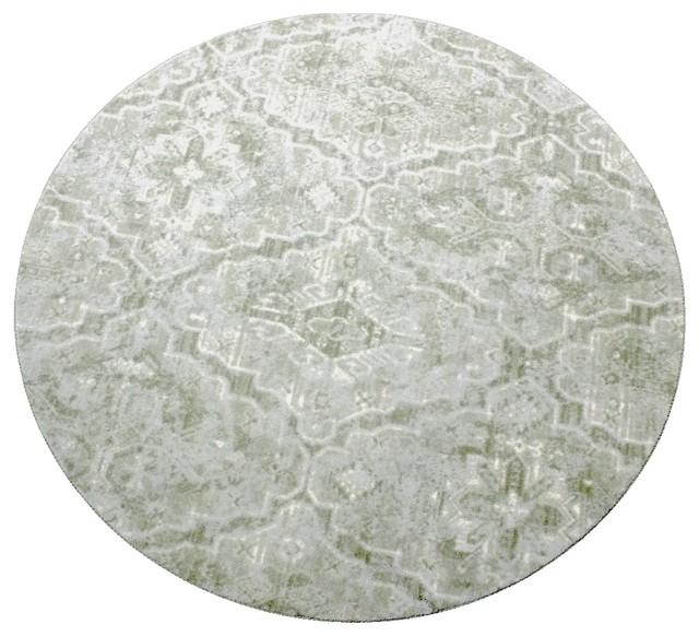 3'x5' Custom Carpet Area Rug 40 oz Nylon, Artful Legacy, Jade