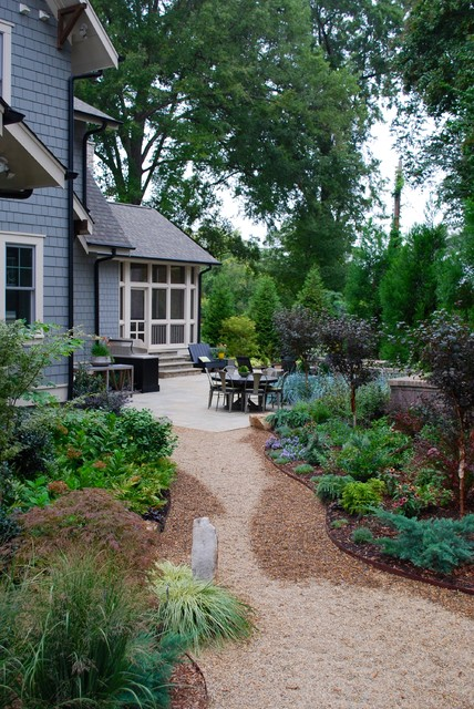 Selwyn Project: Backyard revisited contemporary