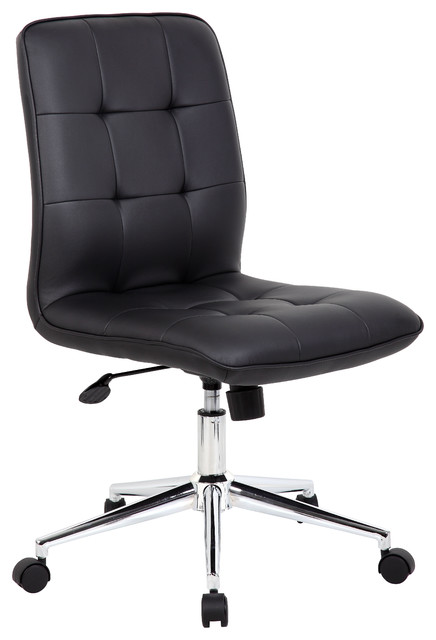 Modern Office Chair, Black