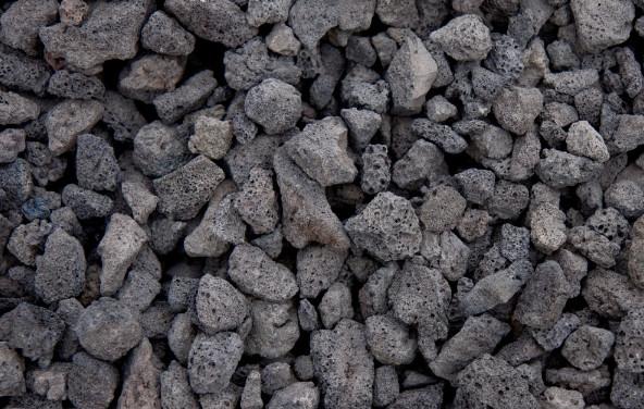 Black Cinder Lava Rock 0 5 Cu Ft Bag Modern