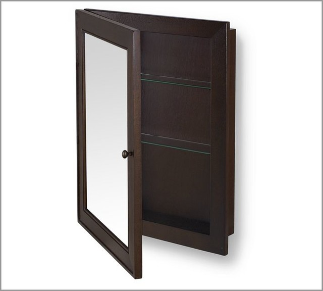 Classic Recessed Medicine Cabinet - Traditional - Medicine Cabinets - by Pottery Barn