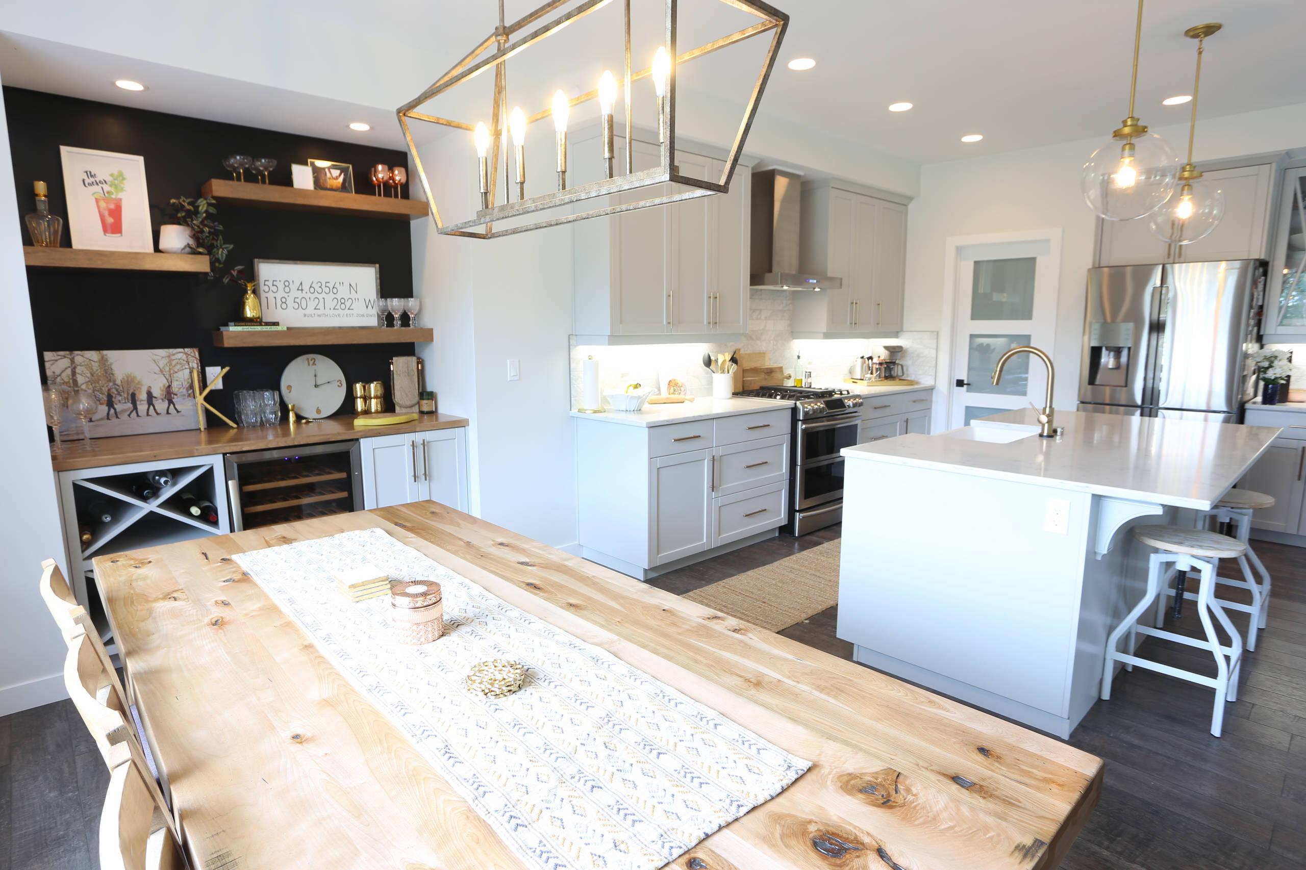 Grey Giggs Kitchen