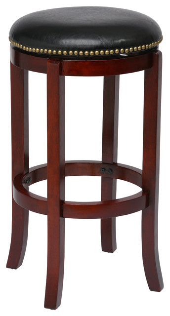 Cordova Swivel Stool 29 Quot Transitional Bar Stools And